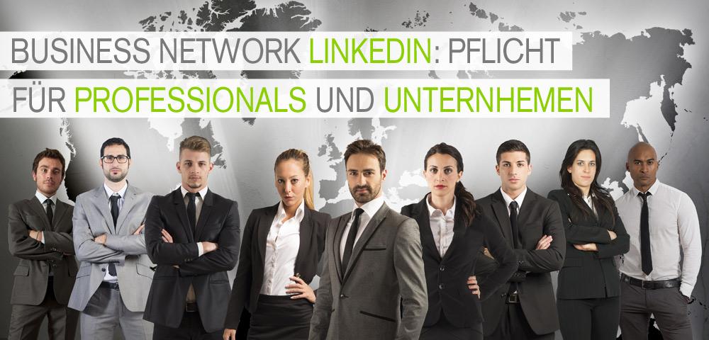 Business netzwerk linkedin warum sich ein profil f r for Business netzwerk