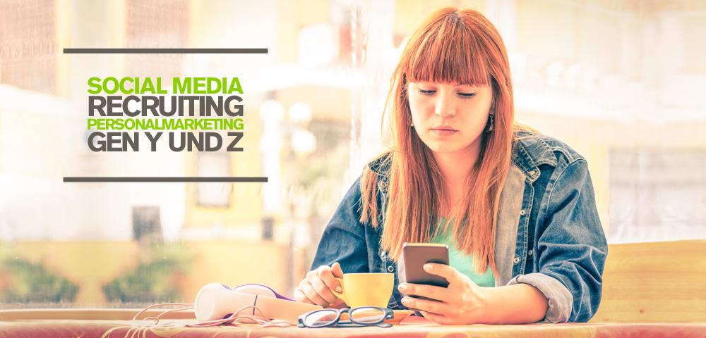 Social Media Recruiting Personalmarketing mit Social Media für