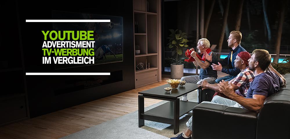 Wondrous Youtube Und Digitale Video Ads Vs Traditionelle Tv Werbung Home Interior And Landscaping Sapresignezvosmurscom