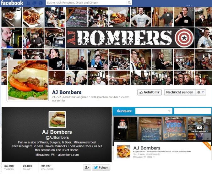 Social Media ROI: Diese Unternehmen machen es vor AJ Bombers