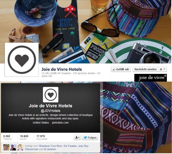 Social Media ROI: Diese Unternehmen machen es vor Joie de Vivre