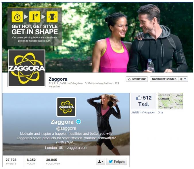 Social Media ROI: Diese Unternehmen machen es vor Zoggora