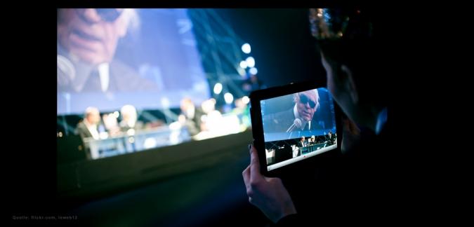 Bild Mode und die digitale Welt
