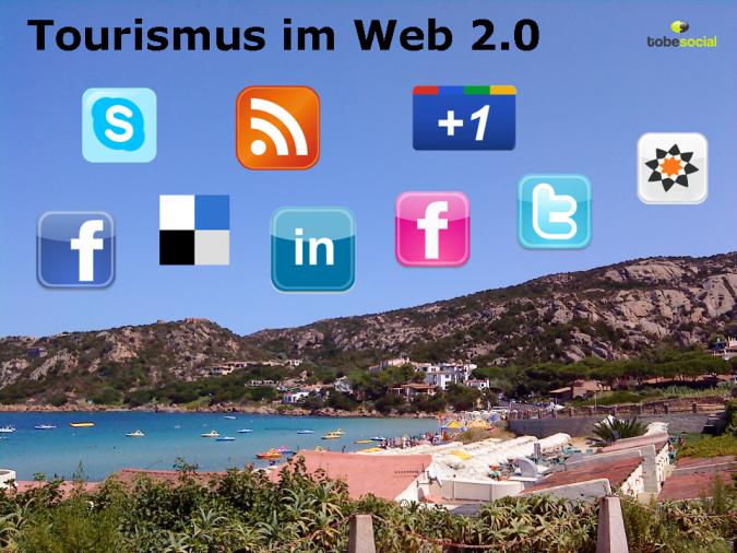Grafik Tourismus im Web 2.0