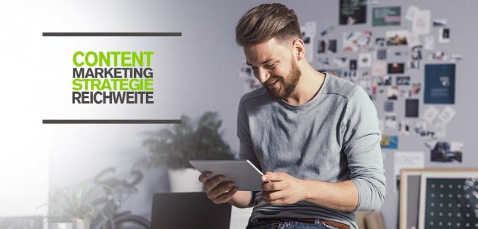 Content Marketing Strategie für mehr Reichweite: Optimaler Social Media Mix aus organischem und paid Content