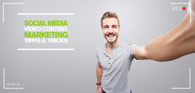 Effektives Content Marketing via Social Media durch Videos. Ob Facebook, Instagram, Snapchat oder YouTube jedes Unternehmen benötigt heutzutage Video Marketing in seiner Content Marketing Strategie. Warum sind Online Videos so wichtig im Social Media Marketing? Social Media Blog