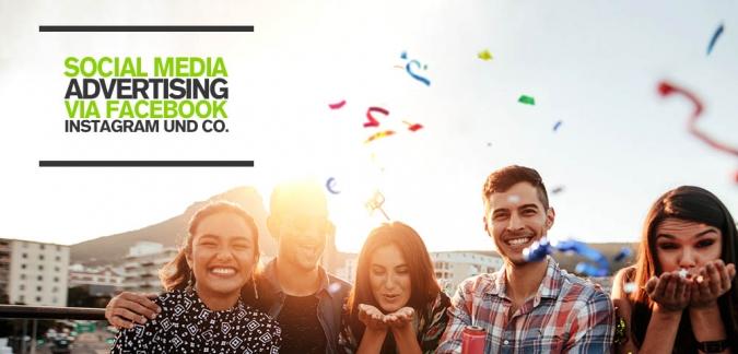 Effektive Facebook Anzeigenschaltung: Social Media Advertising via Facebook, Instagram und Co.