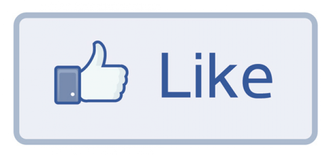 Grafik Like Button