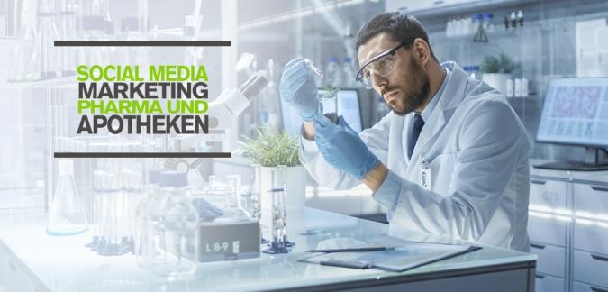 Social Media Marketing für Pharmaunternehmen - Kampagnen, Tipps und Studien für die Gesundheitsbranche