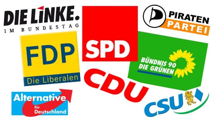 Facebook Page Analyse Parteien Wahlkampf 2013 Bundestagswahl