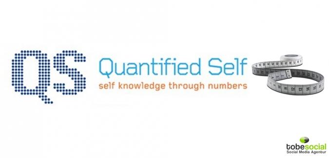 Grafik Quantified Self Selbstvermessung mit Apps