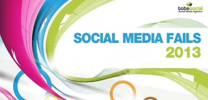 Social Media Fails 2013 Cover