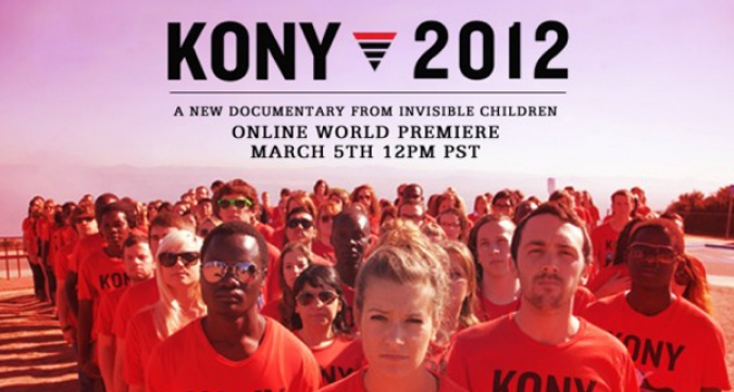 Grafik Social Media Kampagne Kony 2012 Invisible Children