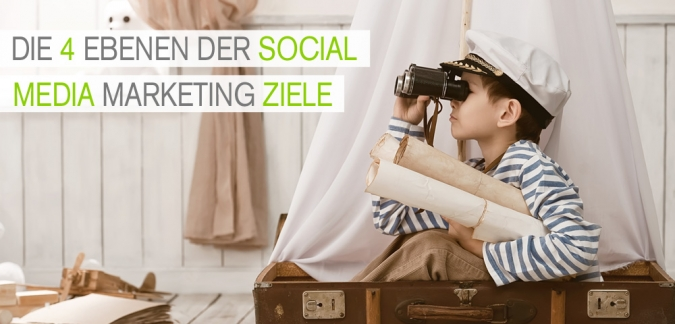 Welche Ziele verfolgt man im Social Media Marketing?