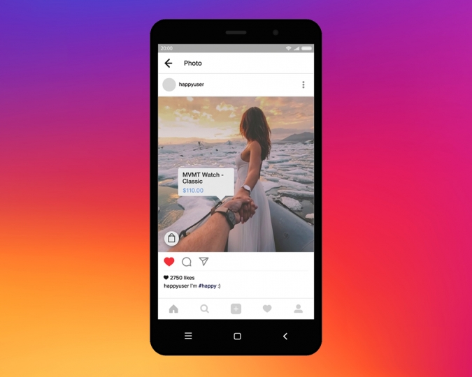 Social Sales – Shopping auf Instagram: Über In-App-Funktion als Unternehmen Verkäufe direkt erzielen Social Media Advertising Influencer Marketing