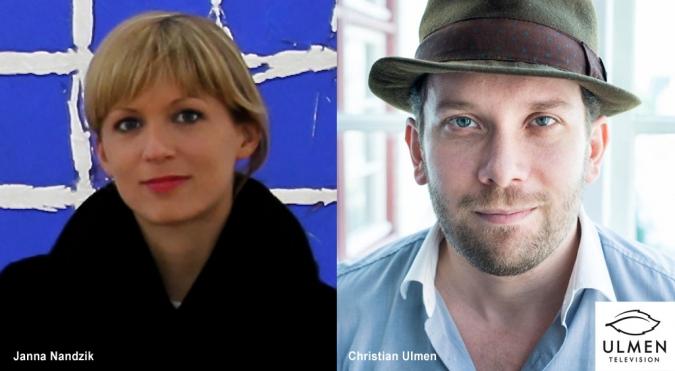 Grafik About Kate Regisseurin Janna Nandzik und Christian Ulmen von Ulmen Television