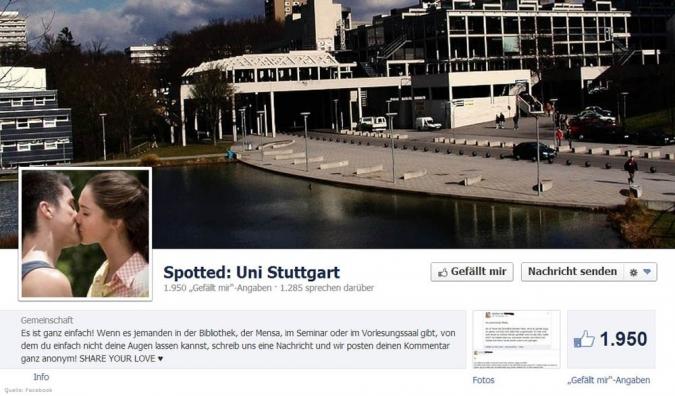 Grafik Spotted Seite Uni Stuttgart