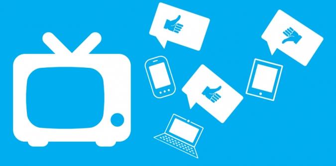 Grafik Social Media Wachstum
