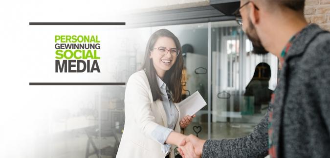 Social Recruiting, Active Sourcing und Employer Branding Strategie – Personalgewinnung via Social Media? [Studie]