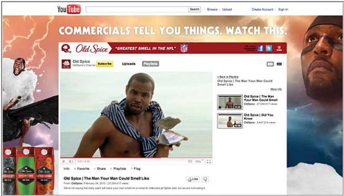 Grafik Social Media Commercials
