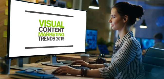 Visual Content Marketing Trends 2019 fuer Unternehmen – Top Content Marketing Strategie Tipps