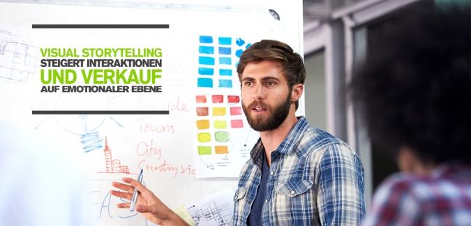 Visual Storytelling via Social Media: Steigert Interaktionen und Verkauf langfristig auf emotionaler Ebene