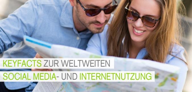 Zahlen, Daten, Fakten zur weltweiten Social Media und Internetnutzung Studie 2014