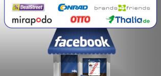 Grafik Facebook Shop E-Commerce