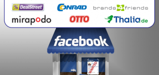Grafik Facebook Shop E-Commerce