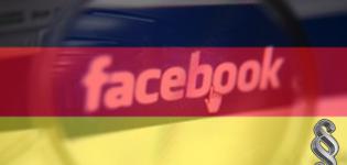 Grafik Facebook Klage Deutschland