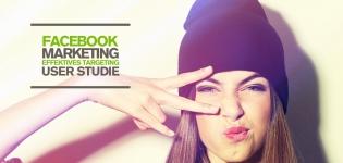 Facebook Marketing Studie für Facebook User Targeting: Wie transparent sind Facebook User?
