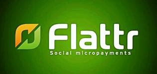 Grafik Flattr Logo