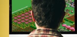 Grafik Farmville spielen