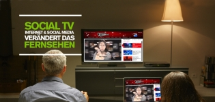 Social TV – Wie das Internet und Social Media
