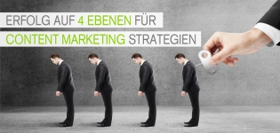 Durch Content Marketing Alternativen für potenzielle Kunden schaffen.
