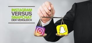 Instagram und Snapchat sind die aktuell trendigsten Social-Media-Plattformen. Beim Vergleich der Sozialen Netzwerke erfahrt ihr neben den Stärken und Schwächen auch mögliche Marketing-Maßnahmen für euer Unternehmen und eure nächste Social-Media-Kampagne.