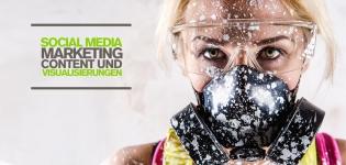 Content Marketing – Social Media Tipps Bildergrößen Facebook Twitter visueller Content
