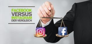 Content-Strategie für Facebook und Instagram – Wo liegen die Content Marketing Unterschiede?