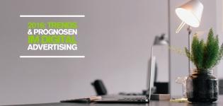 Digital Advertising Trends & Prognosen: Entwicklung der Werbeausgaben in Deutschland und Europa