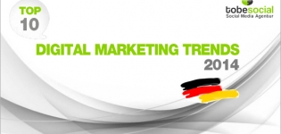 Digitales Marketing 2014, die 10 spannendsten Trends von tobesocial