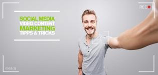 Effektives Content Marketing via Social Media durch Videos. Ob Facebook, Instagram, Snapchat oder YouTube jedes Unternehmen benötigt heutzutage Video Marketing in seiner Content Marketing Strategie. Warum sind Online Videos so wichtig im Social Media Marketing? Social Media Blog