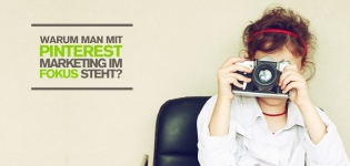 Pinterest im Social Media Marketing Studie