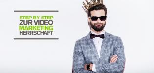 Top Content Marketing und Video Marketing via Social Media durch spannende und kreative Videos für eure B2B- oder B2C-Unternehmen. Wie wird euer Unternehmen King of Video Marketing? Social Media Blog