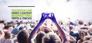 facebook live posting marketing agentur tipps nutzung livestreraming events veranstaltung unternehmen