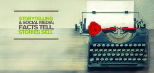 5 gute Gründe für Storytelling im Social Media Marketing – Facts tell, stories sell!