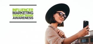 Influencer Marketing steigert die Brand Awareness und den Umsatz von Unternehmen [Infografik] king of content social media agentur