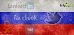 Internet und Social Media Nutzung in Russland