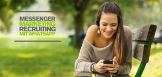 Wie können Unternehmen Messenger wie WhatsApp & Co. für ihr Mobile Marketing nutzen?