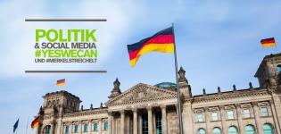 Politik und Social Media – Warum Obama sich ins Weiße Haus twittert und Merkel fürs Streicheln Kritik erntet
