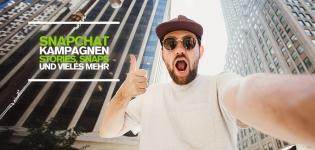 """Erfolgreiche Snapchat Kampagnen – """"Go viral!"""" Stories und Snaps für effektives Social Media Marketing"""